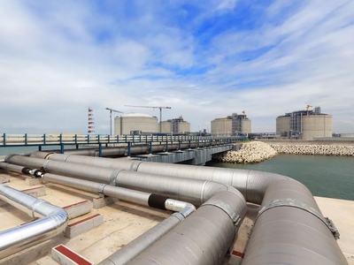 China's November gasoline exports off peak, LNG imports at record high