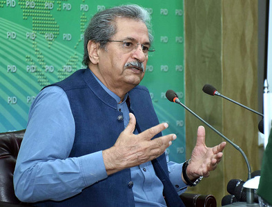 PTI govt's performance outstanding in all sectors: Shafqat Mahmood