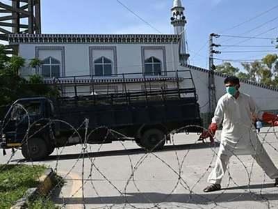 COVID-19: Smart lockdown imposed in serval areas of Peshawar