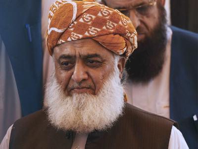 JUI-F expels Maulana Sherani, Hafiz Hussain
