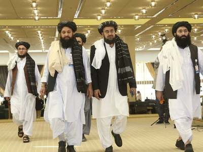 Presence of Taliban fighters, leaders in Pakistan 'violate Afghanistan's national sovereignty': Kabul