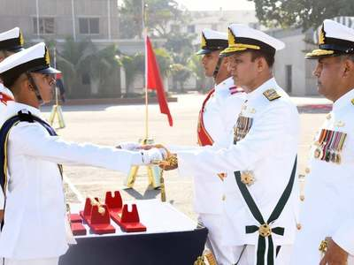 Pakistan is fully prepared to deal with all sorts of 'nefarious designs' of enemies: Naval Chief