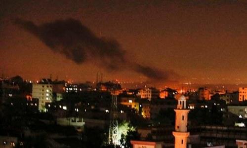 Israeli jets bomb residential areas, children hospital in Gaza