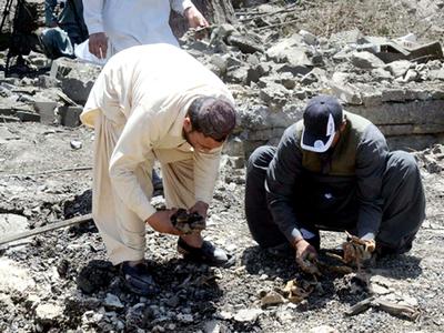 Two killed, 7 injured in Panjgur blast