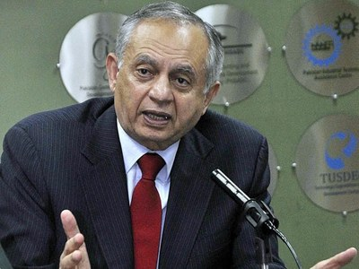 Pakistan's trade with Africa reaches US $ 4.18 billion in 2019-20: Razak Dawood