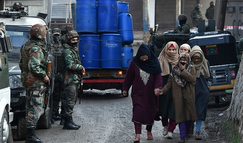 Indian army officer accused of planting weapons on Kashmiri civilians charged with murder