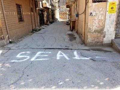 "COVID-19 cases: ""Micro lockdown"" imposed in Karachi's Orangi, Mominabad areas"