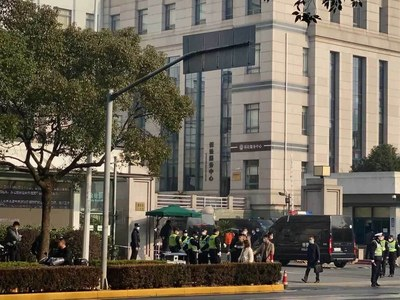Chinese citizen journalist jailed for Wuhan virus reporting