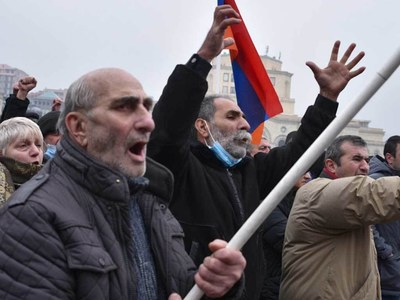 Azerbaijan says one soldier dead in Armenian ambush