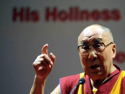 US authorizes sanctions for China Dalai Lama meddling