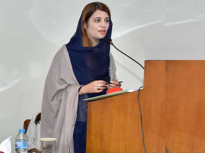 Zartaj stresses to resolve political issues in Parliament, legal ones in courts