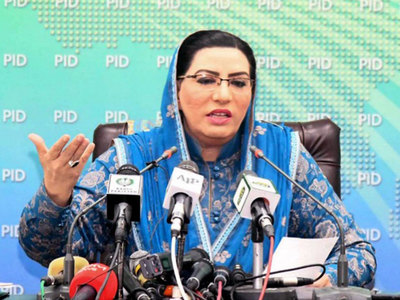 Political theatre of opposition meaningless: Dr. Firdous