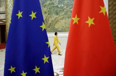 EU-China investment deal likely this week - officials