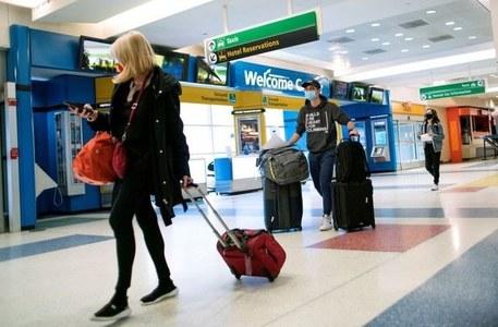 U.S. screens 1.28 million people at U.S. airports