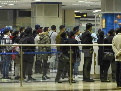 New coronavirus strain detected in three UK returnees, confirms Sindh health dept
