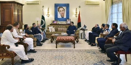 Rifts in PDM: PPP to resign from assemblies only on Nawaz's return, decides CEC