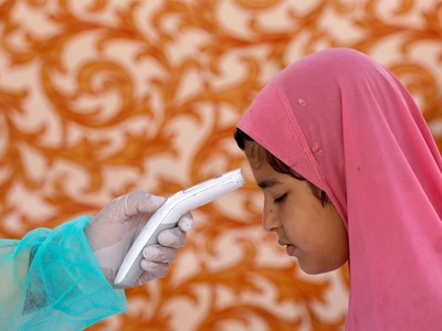 Pakistan's coronavirus death toll crosses 10000 mark
