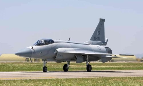 PAC delivers 14 JF-17 aircraft to PAF