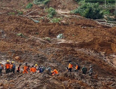 Landslide hits residential area in Norway, 10 hurt, 21 unaccounted for