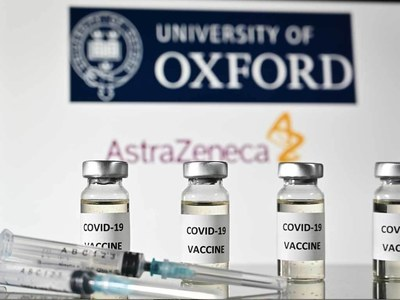 UK gives first approval of Oxford/AstraZeneca vaccine