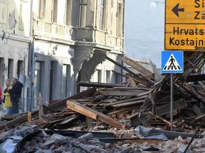 New tremors shake Croatia after deadly quake