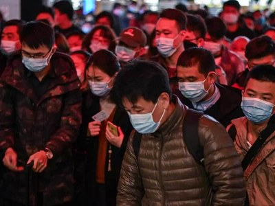 Wuhan virus cases may be 10 times higher than reported: China health study
