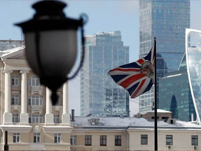 Moscow expands list of UK officials banned from Russia
