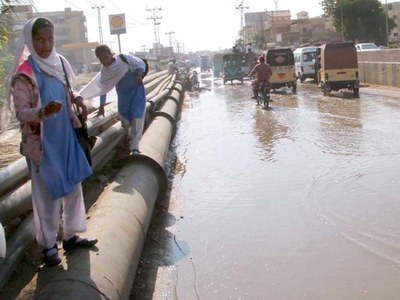 Sewerage, water supply mega uplift projects to facilitate citizens
