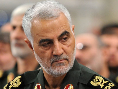 Iran honours 'martyr' Soleimani, killed a year ago by US