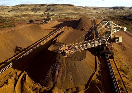 China iron ore futures set to end 2020 with over 50% gain