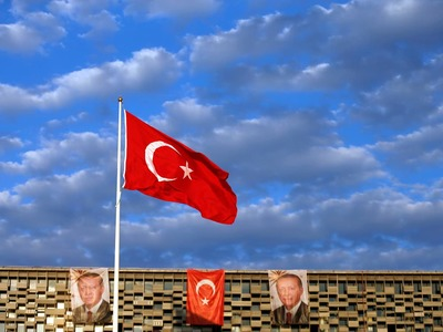 Turkish economy still cool since 2018 halted Erdogan's strong growth streak