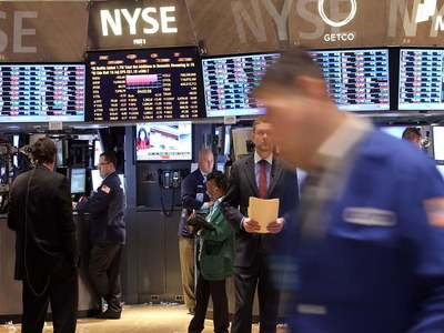 Wall Street set to end pandemic year on strong note