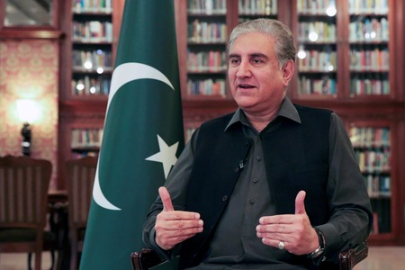 Govt ready for dialogue with opposition on all issues except accountability: FM Qureshi