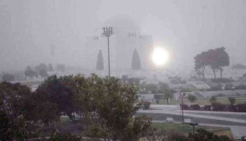Karachi at its coldest in 10 years after temperature drops to 5.6°C
