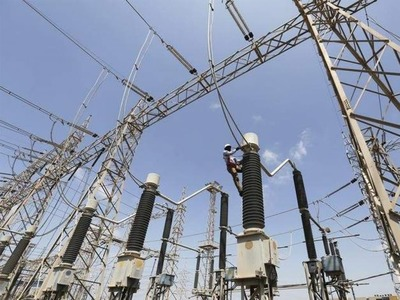 Power sector decline