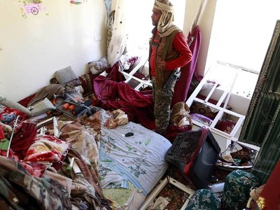 Five women killed in Yemen wedding attack