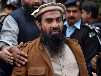 Pakistan arrests alleged militant group leader Zakiur Rehman Lakhvi on terrorism financing charge