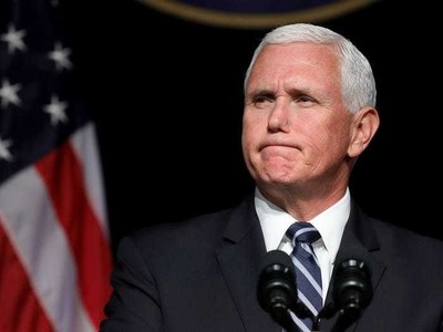 U.S. appeals court rejects lawmaker's bid to have Pence overturn Biden's win