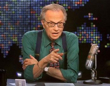 Veteran TV host Larry King hospitalised in Los Angeles with COVID-19