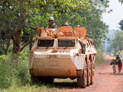 Armed groups attack C.African city Bangassou