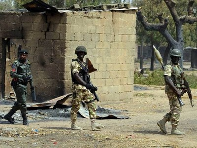 Hundred killed in attacks on two western Niger villages