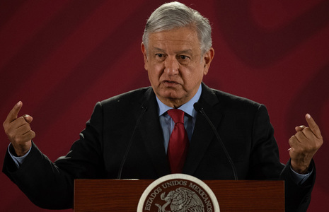 Outsourcing cost Mexico 250,000 jobs in December