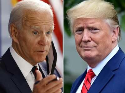 Biden, Trump descend on Georgia for Senate runoff rallies