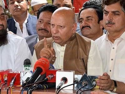 Governor Punjab condoles Rauf Tahir's demise