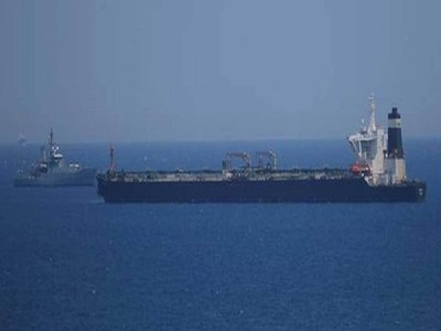 Seoul demands release of oil tanker seized by Iran: foreign ministry