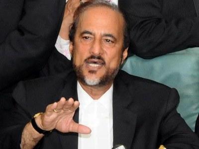 Babar Awan briefs PM about Senate session