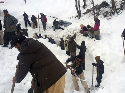 Rain, snowfall likely in upper parts, GB, Kashmir in next 24 hours