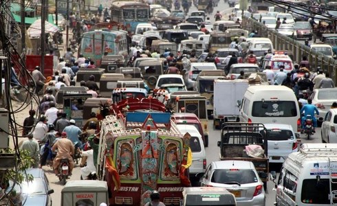 Karachi sixth most polluted city in the world