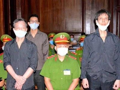Vietnam jails three critics ahead of major party congress