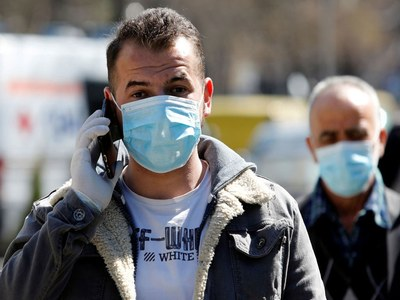 Iran finds first case of new virus variant in traveller from UK